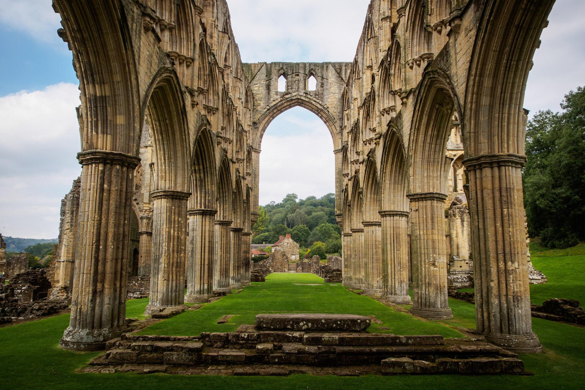 Hoy día, un museo se levanta en la abadía, dirigido por English Heritage, una sociedad que se encarga de la preservación de más de 400 lugares históricos en toda Inglaterra