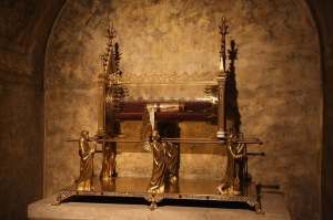 Relics of St. Mary Magdalen