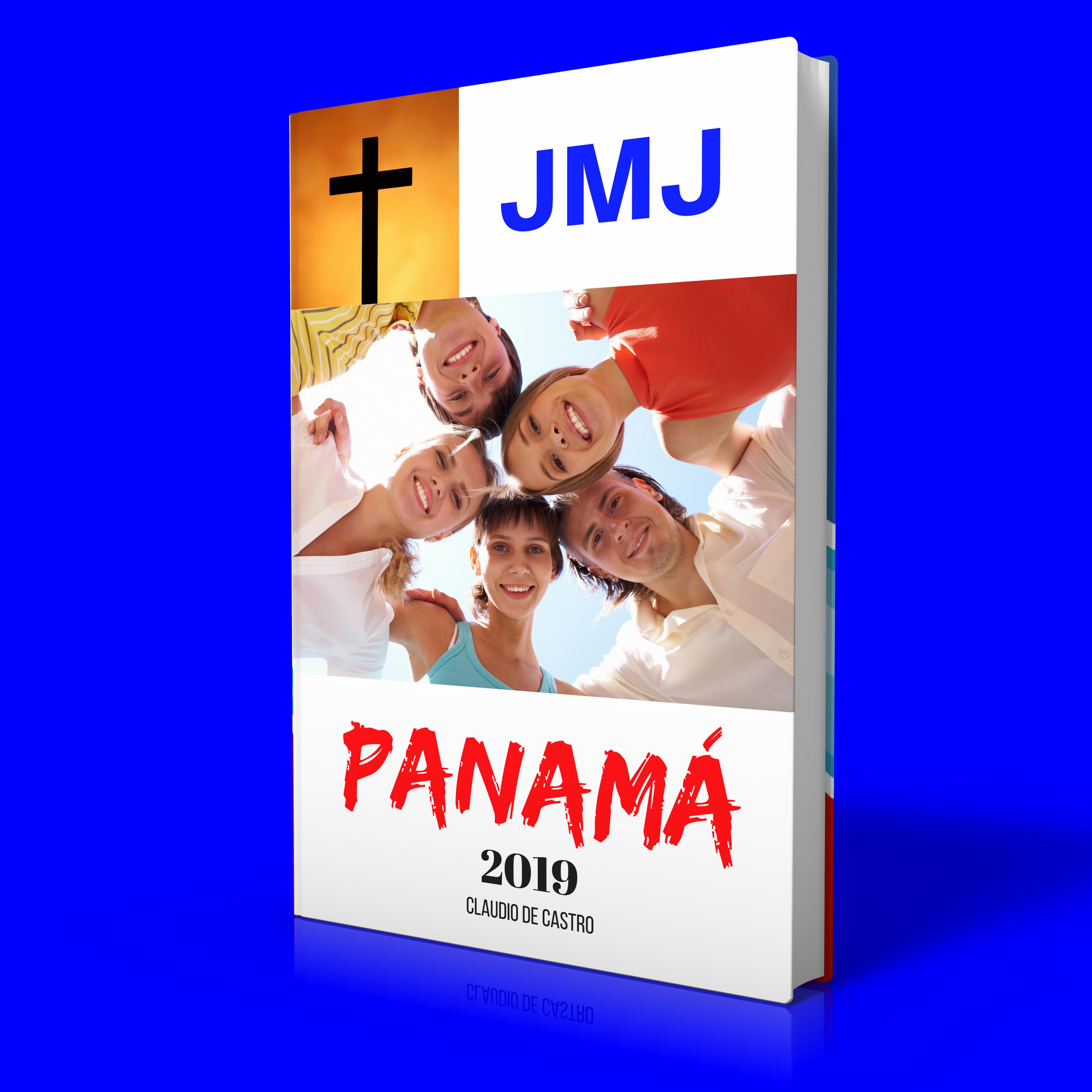 LIbro digital JMJ Panamá 2019 de Caludio de Castro