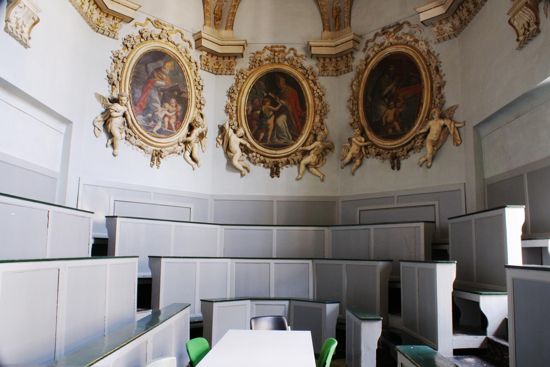 Fundada en 1290, por el Papa Nicolás IV.