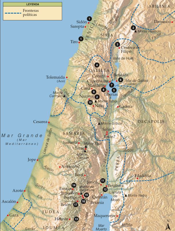 La Biblia no utiliza el nombre del Líbano para referirse a la región, pero sus libros mencionan frecuentemente las ciudades de la antigua civilización fenicia, que se extendía por las fronteras actuales de ese país. Sus habitantes recibieron muchos nombres, pero los más comunes son fenicios o cananeos. En occidente fueron conocidos como púnicos o cartagineses.