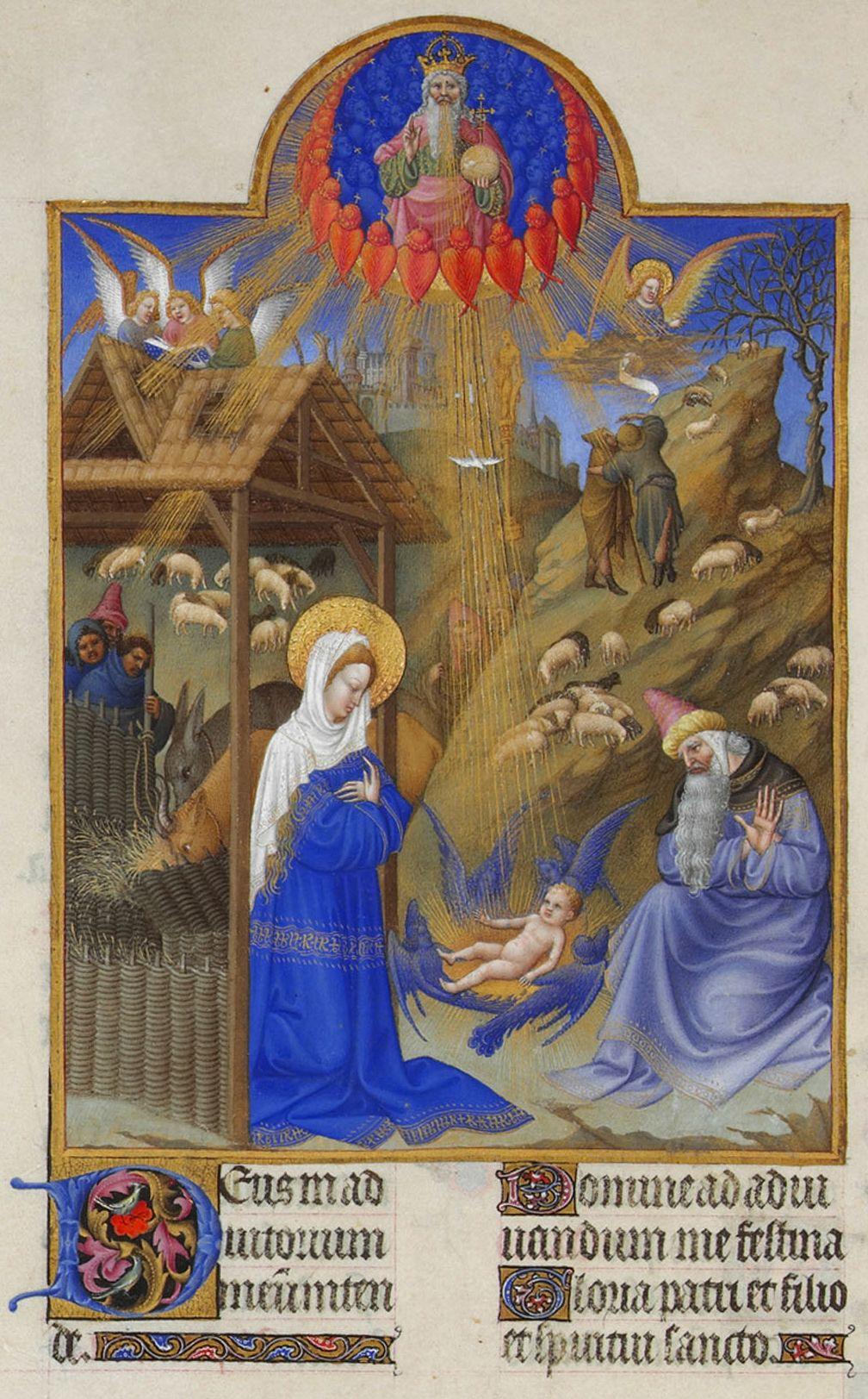 El tiempo de Adviento era visto como un tiempo especial de preparación para la llegada de Cristo, pero no sólo se enfocaba en su nacimiento, sino también en la inminencia de la Segunda Venida de Jesús, dándole a la temporada navideña también una dimensión escatológica.
