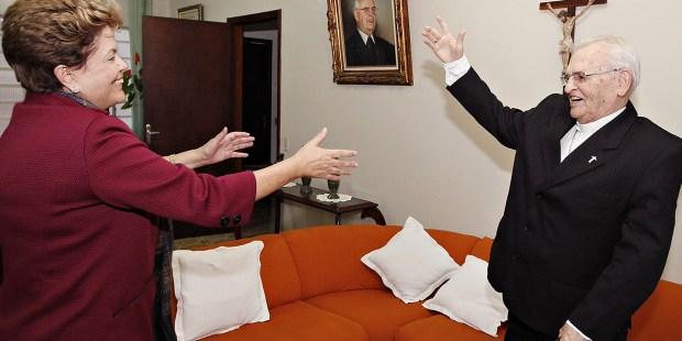 Arns y Dilma
