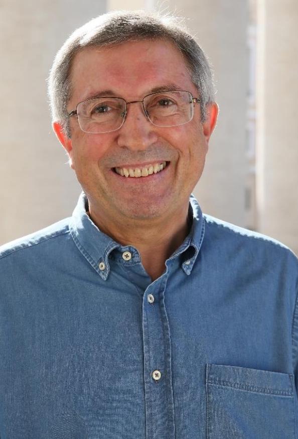 Juan Vicente Boo, periodista, corresponsal del diario ABC en el Vaticano desde hace dieciocho años