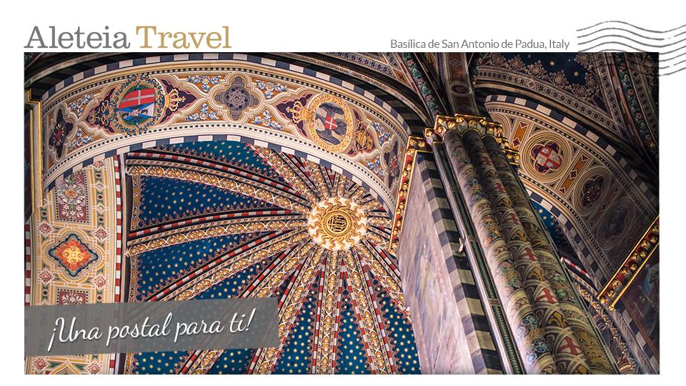 ¡Haz clic en la postal para hacer un tour virtual por la Basílica!