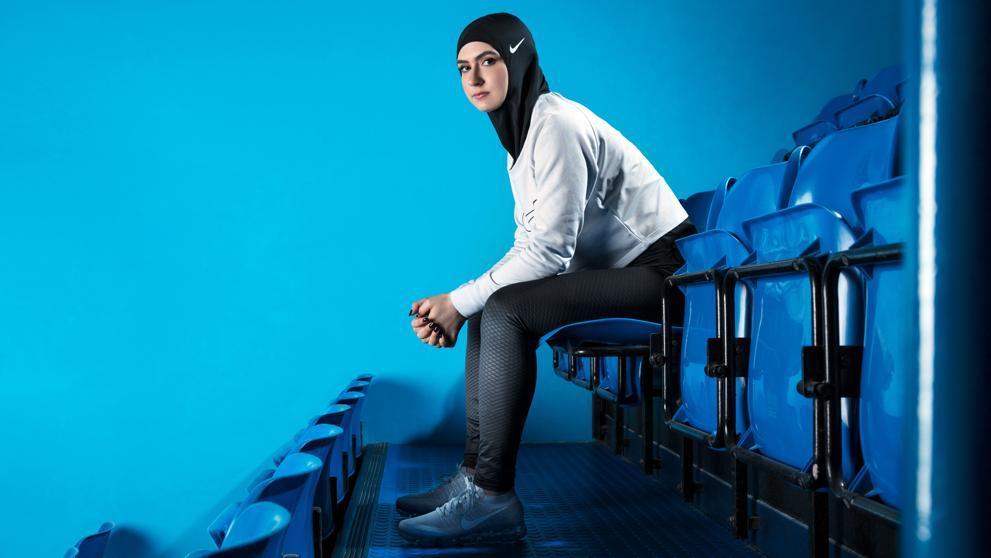 Deportistas con velo. El hiyab de Nike