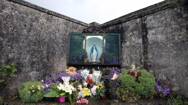 tuam baby cemetery