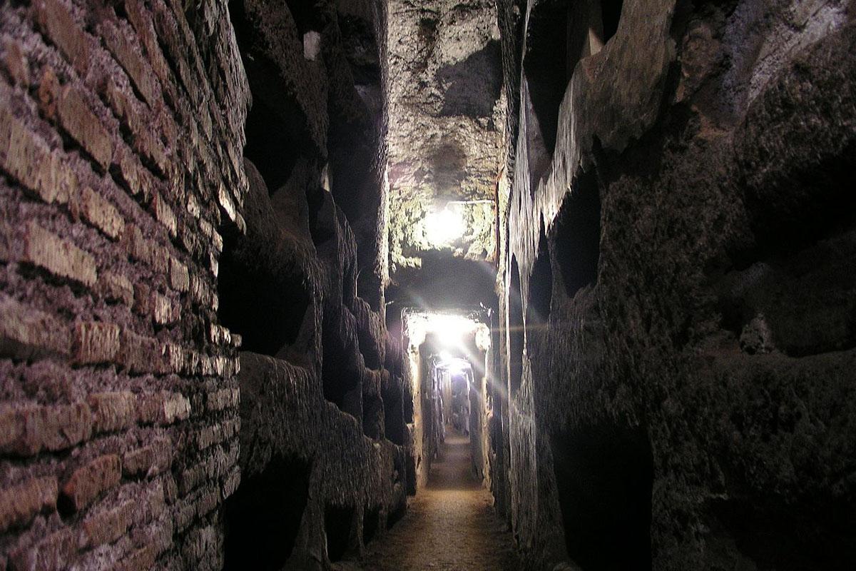 CATACOMB-ROME