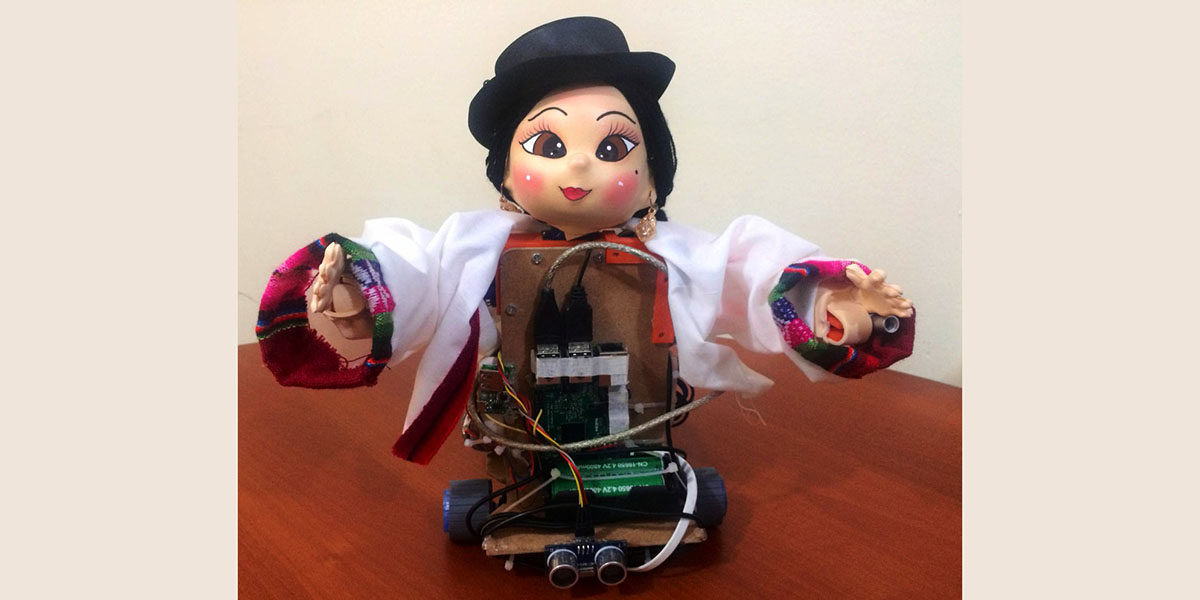 Bolivia- Education-robot