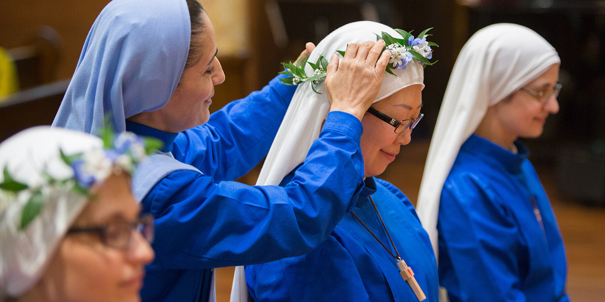 Daughters of Mary of Nazareth