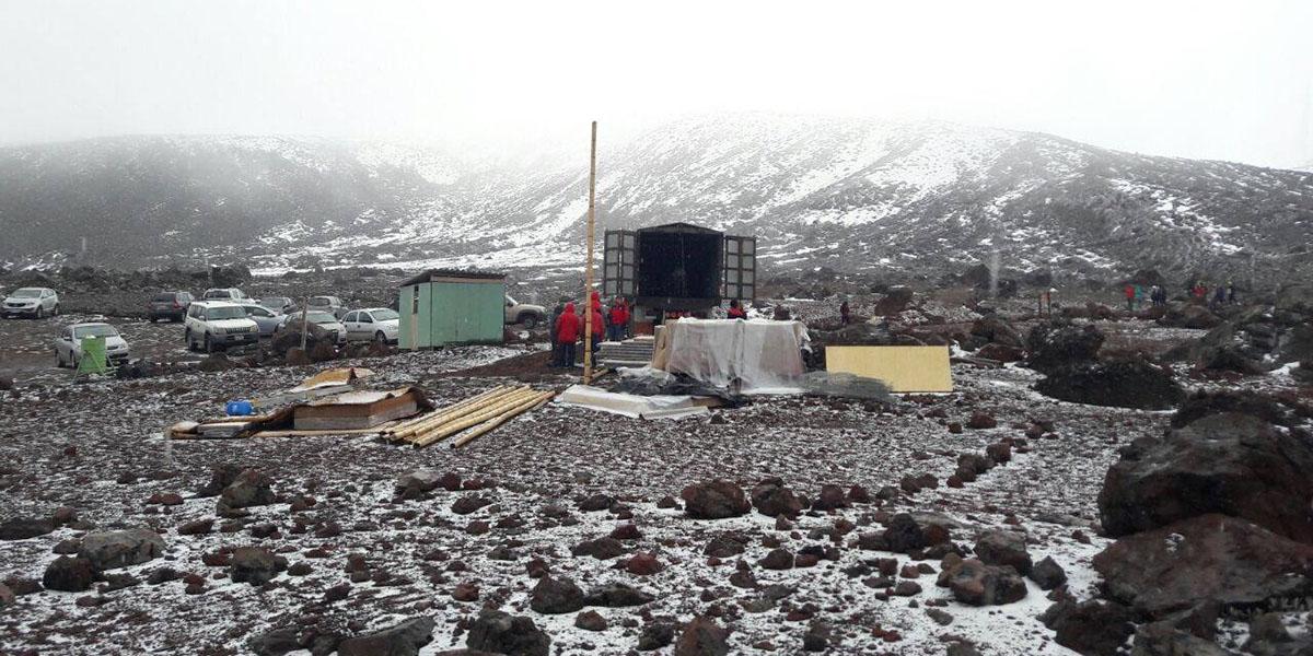 Refugio Antártico Ecuatoriano