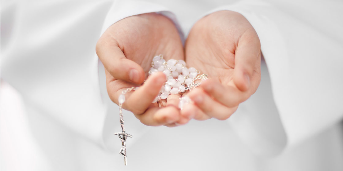 First Holy Communion concept