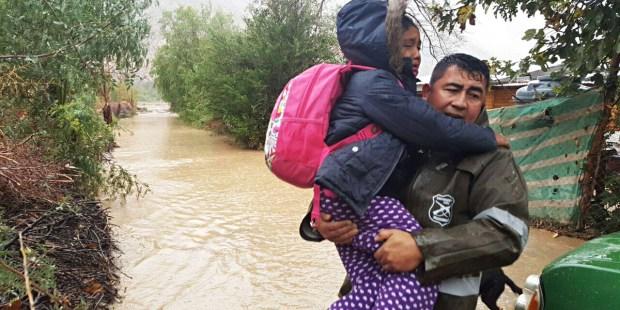 Floods Chile