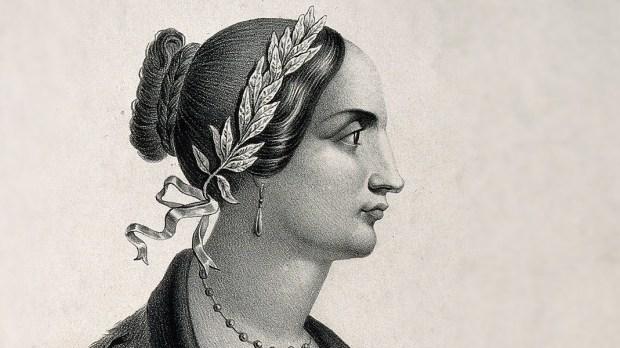 Laura Maria Caterina Bassi.