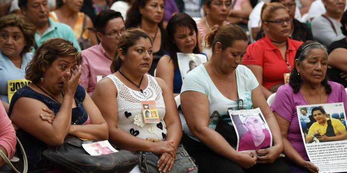 MEXICO-MISSING-DESAPARECIDOS