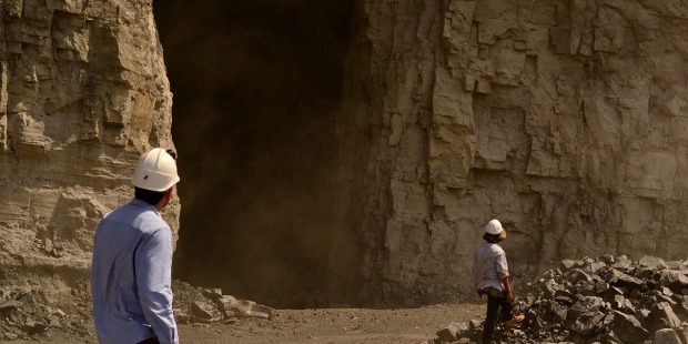 Mining people