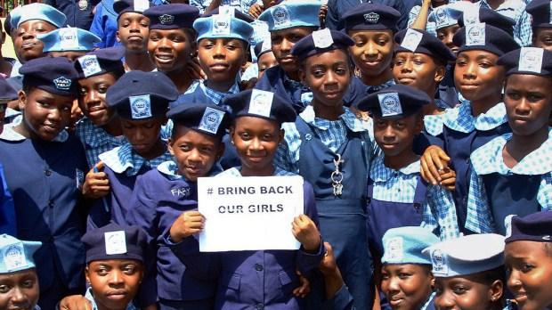 NIGERIA-GIRLS