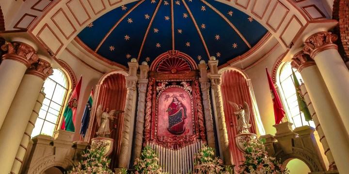 Virgen de Socavón