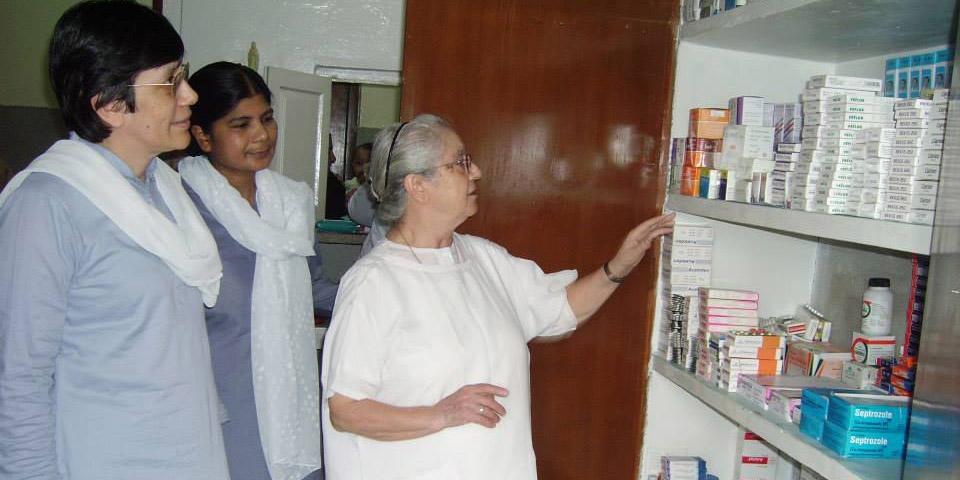 Sister Pilar Ulibarrena