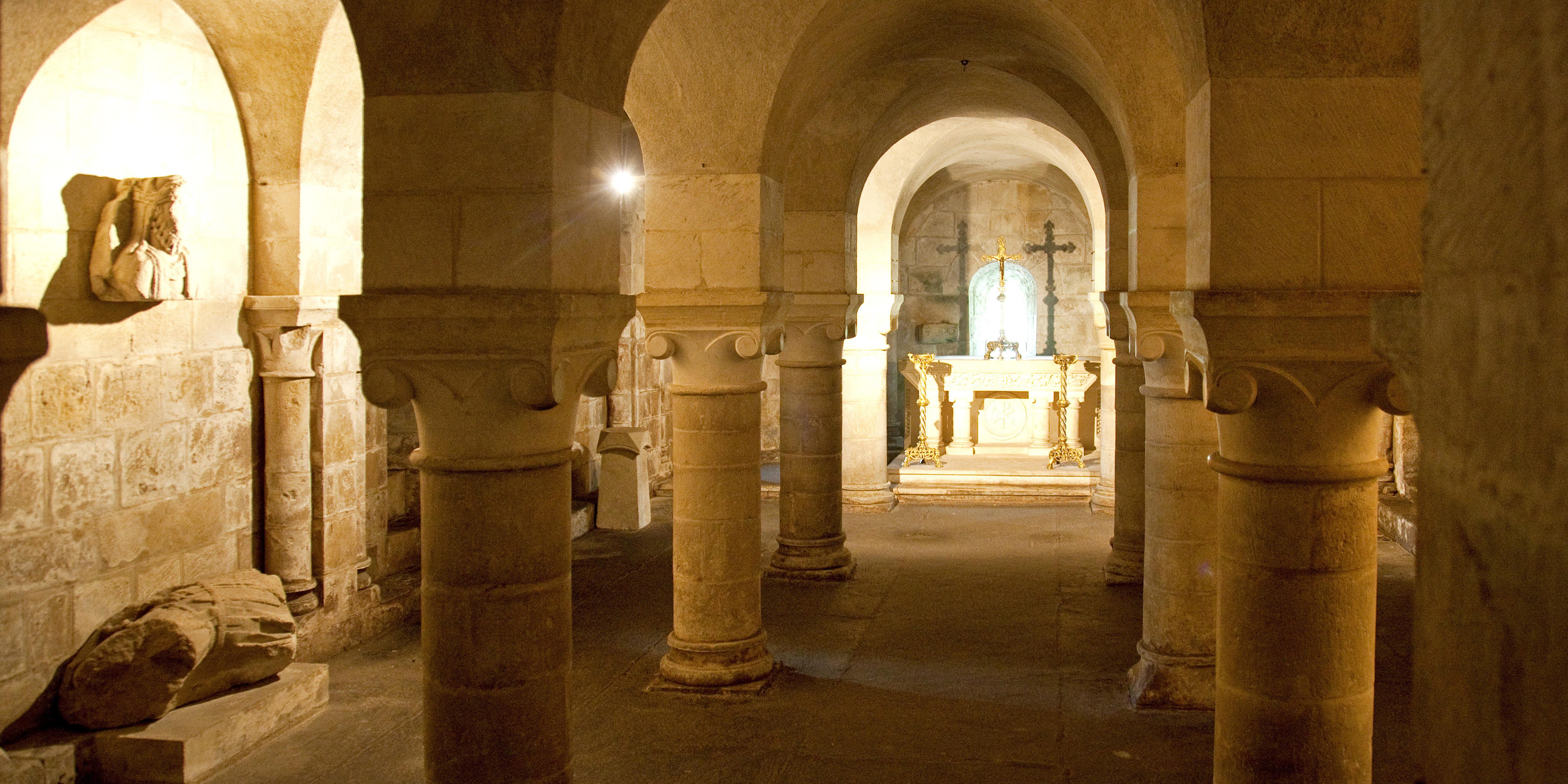 Qué Es Una Cripta