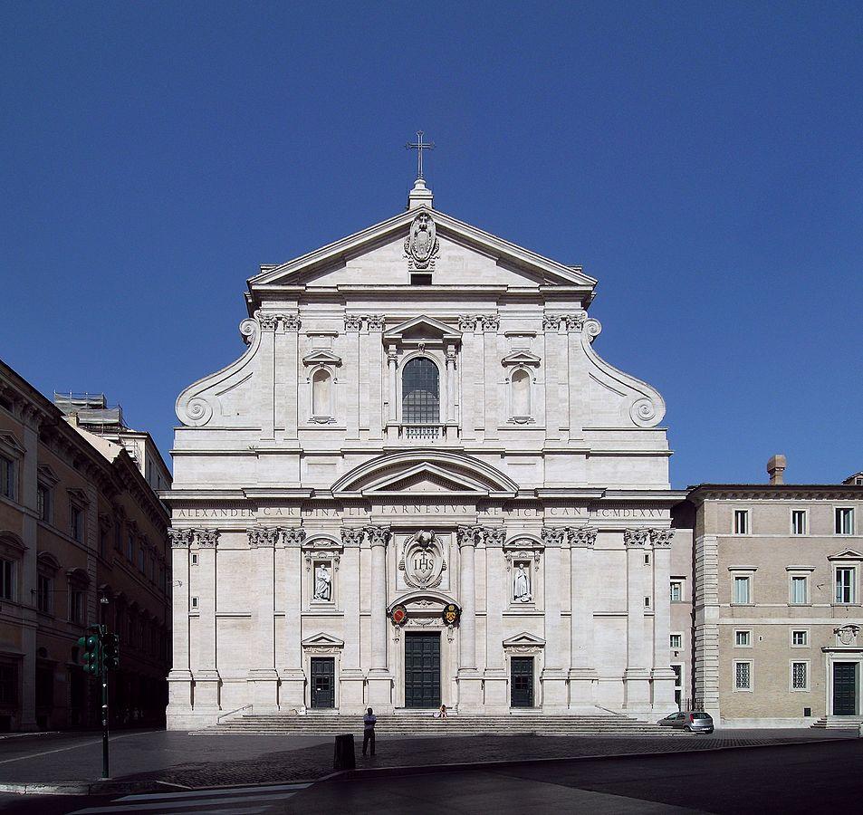 Fachada Iglesia del Jesèus