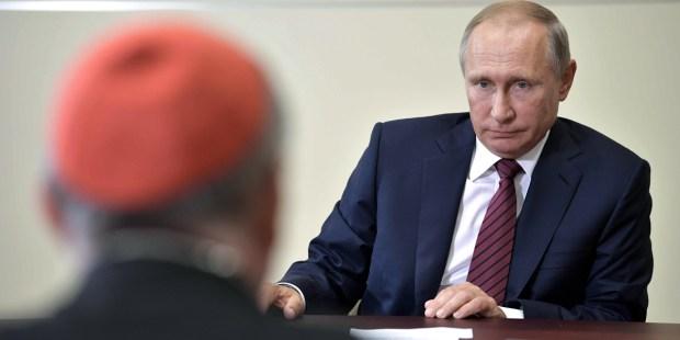 Putin Parolin