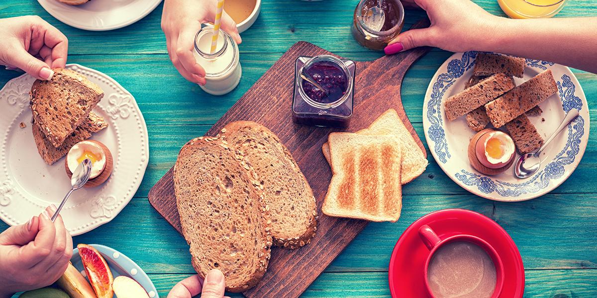Breakfast Brunch Gathering