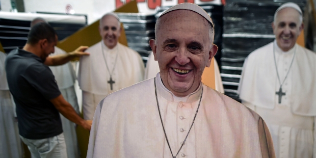 POPE COLOMBIA