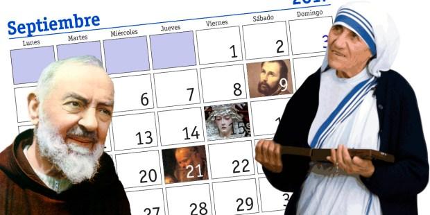 Septiembre Un Mes De Santos Dedicados A Los Pobres