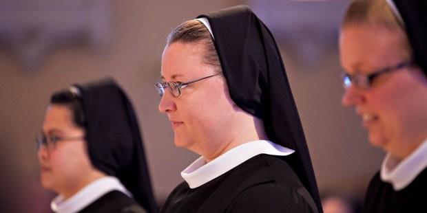 SISTER JOHN MARY
