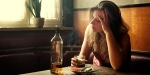 WOMAN,ALCOHOL