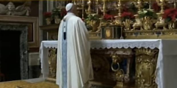 POPE SALUS POPULI ROMANI