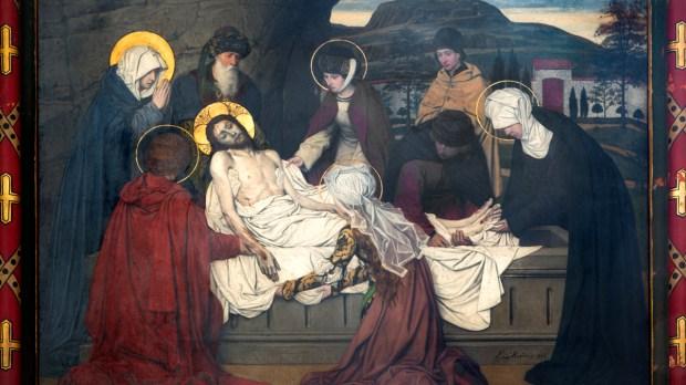 Burial of Jesus