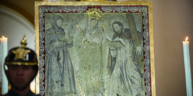 OUR LADY OF CHIQUINQUIRA