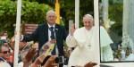 CARTAGENA,POPE FRANCIS