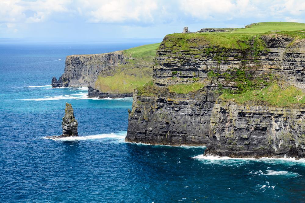 CLIFFS OF MOHER,IRELAND