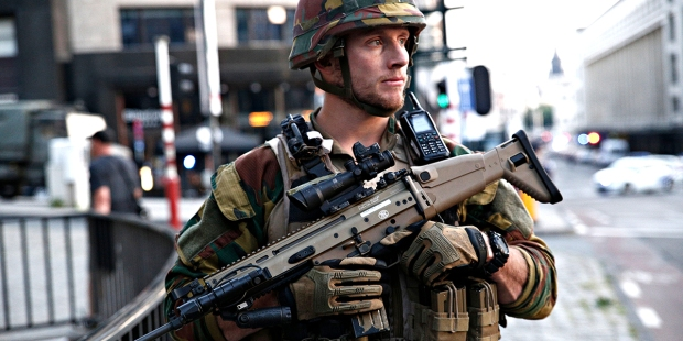 BELGIUM,SOLDIER