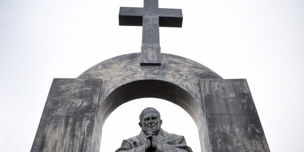 JOHN PAUL II PLOERMEL