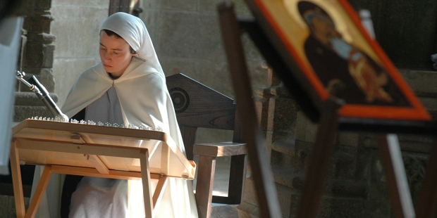 NUN,COMMUNITY OF JERUSALEM