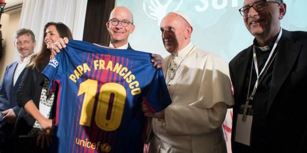 Pope Francis Scholas