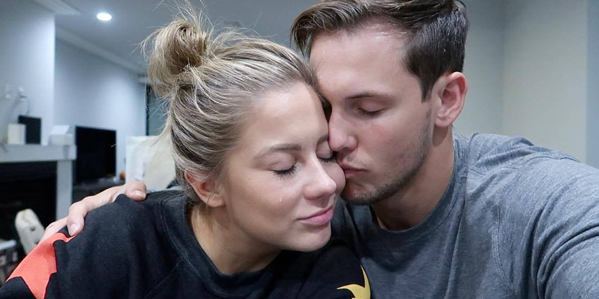 SHAWN JOHNSON,MISCARRIAGE