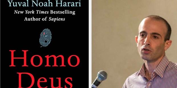 YUVAL NOAH HARARI, HOMO DEUS