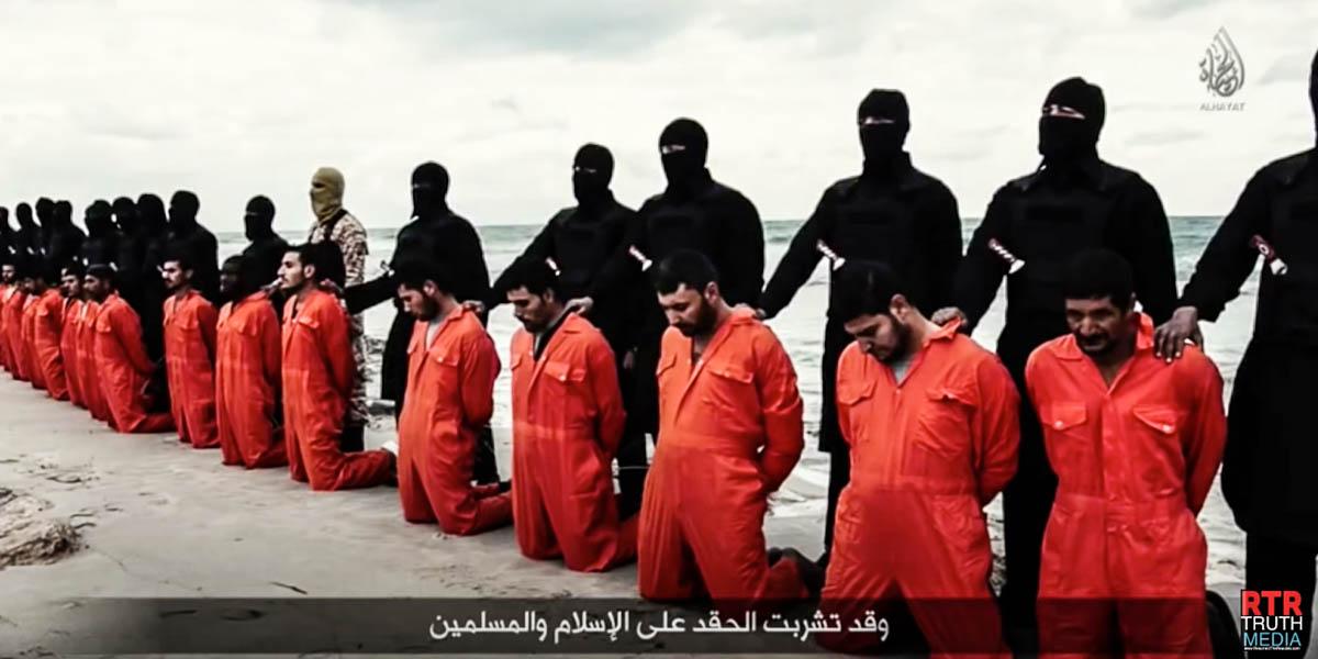 COPTIC CHRISTIANS KILLED