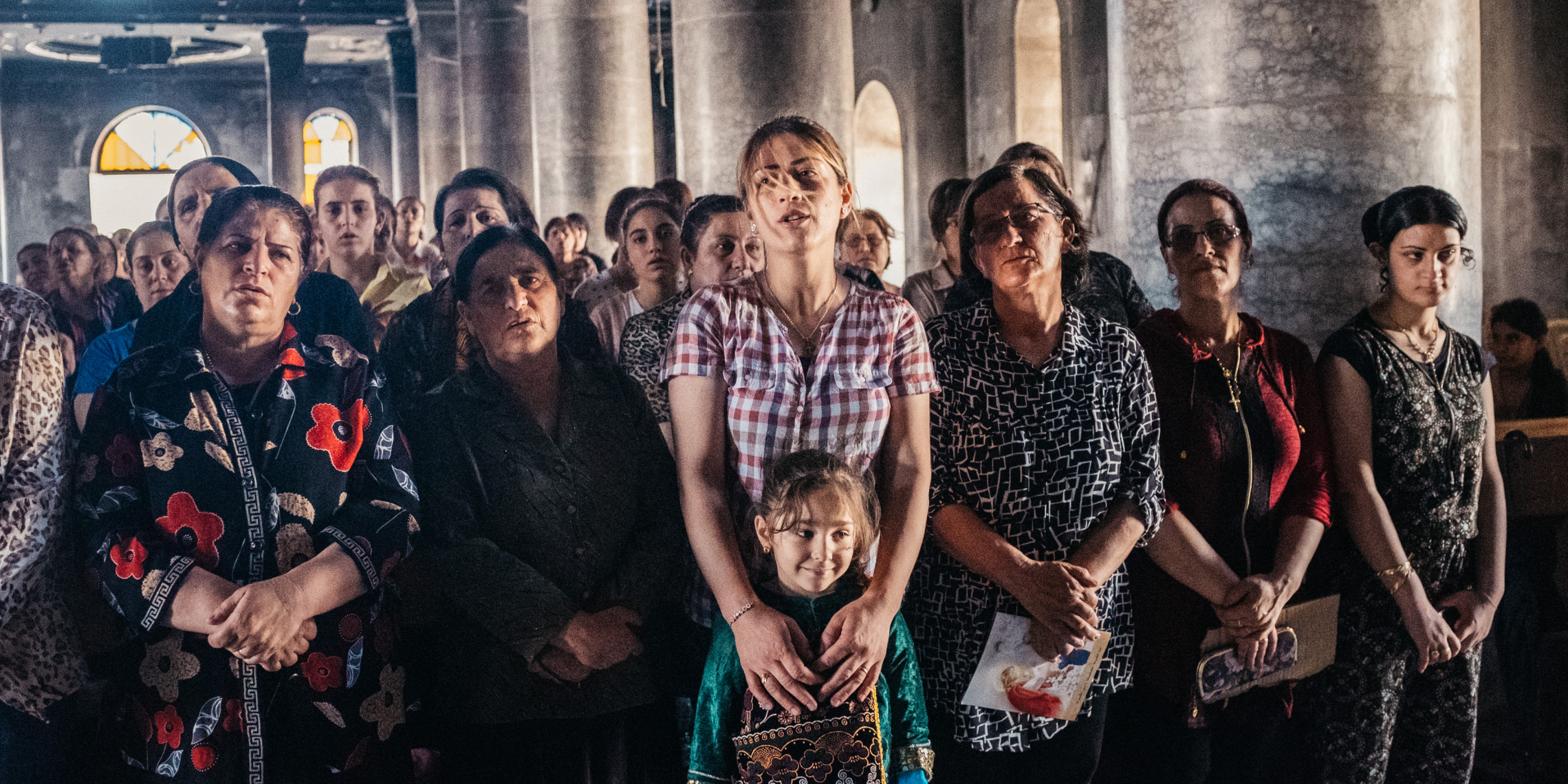 CHRISTIANS IRAQ