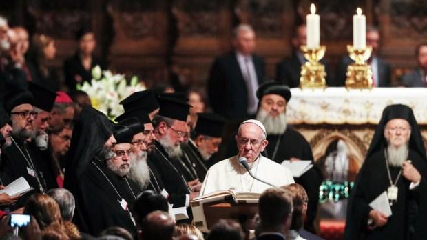 Pope Ecumenical