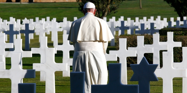 POPE FRANCIS,US MEMORIAL
