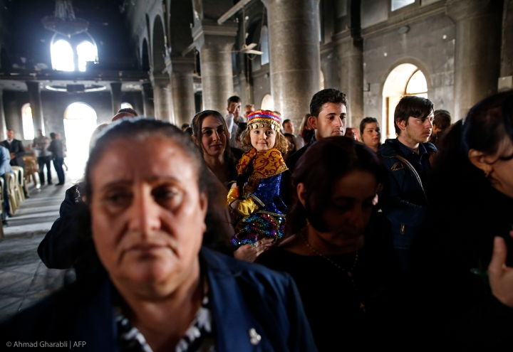 IRAQ,CHRISTIANS