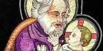 SAINT JOSEPH;BABY JESUS
