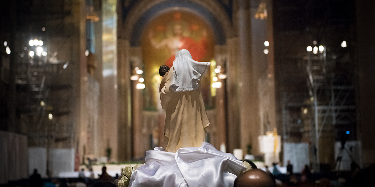MARY,BASILICA SHRINE OF THE IMMACULATE CONCEPTION