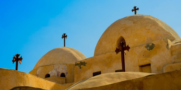 COPTIC CROSSES